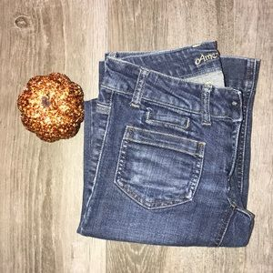 American Eagle Buttonfly Bootcut